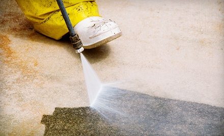 Pressure Washing for up to 250 sq. ft. of Driveway, Patio, Sidewalk, or Carport (a $125 value) - Pressure Wash Hawaii in