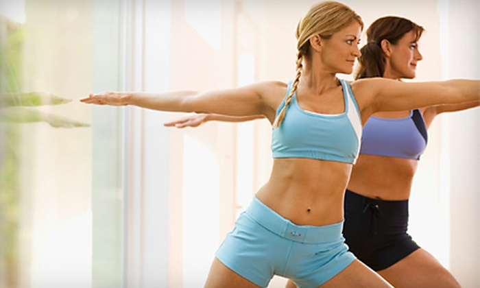 Crossties Yoga - Canyon: $20 for Four Classes at Crossties Yoga ($40 Value)