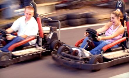 Speedworld Indoor Kart Track - Speedworld Indoor Kart Track in Winnipeg
