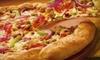 52% Off Italian Fare at Jullianni's Pizzeria in Palos Heights