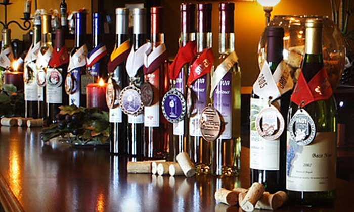 Boutier Winery - Ila: Wine Tasting for 2, 4, or 10 or One-Night Stay for 2 with Wine Tasting at Boutier Winery in Danielsville (Up to 67% Off)