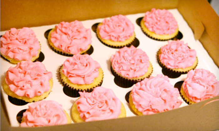 Sweet Spot Cupcakery and Bake Shop  - Hartford: One Dozen Classic or Premium Cupcakes at Sweet Spot Cupcakery and Bake Shop in Windsor