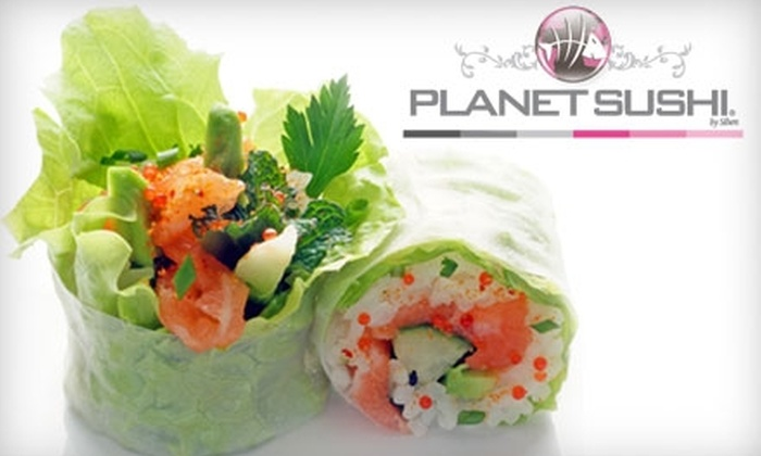 Planet Sushi - Flamingo / Lummus: $15 for $30 Worth of Sushi and More at Planet Sushi
