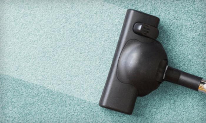 Color Tile & Carpet of Salem - Salem: $79 for a Three-Room Carpet Cleaning from Color Tile & Carpet of Salem (Up to $160 Value)