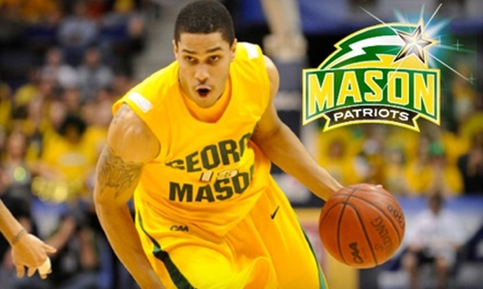 George Mason Men's Basketball - Braddock: $24 for One Ticket to Three George Mason Men's Basketball Games ($48 Value) or $8 for One Ticket to One of Three Games ($16 Value). Four Options Available.