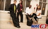 Max 10 - Multiple Locations:  $10 for $25 Worth of Designer Clothing and Accessories at Max 10