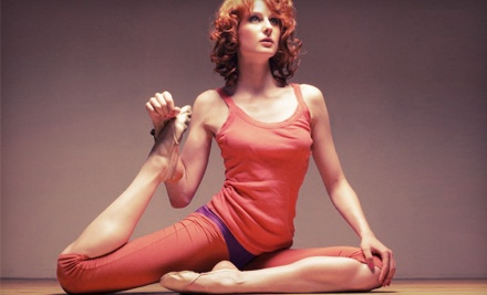 1 Month of Unlimited Yoga and Zumba Classes (a $36 value) - Asbury Arts Center in Green Cove Springs