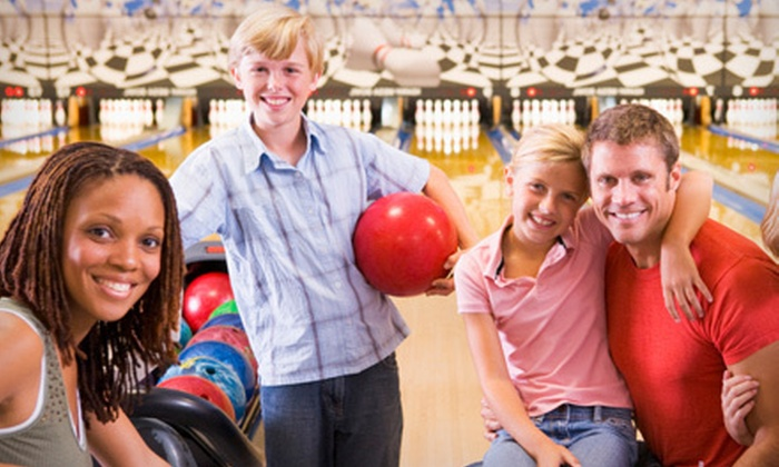 Apple Place Bowl - Apple Valley: Two Hours of Bowling for Four or Eight with Shoe Rental and Soda at Apple Place Bowl in Apple Valley (Up to 66% Off)