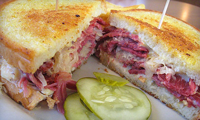 5th Avenue Deli - Old Naples: $10 for a New York–Style Deli Lunch for Two at 5th Avenue Deli (Up to $26 Value)