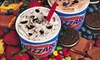 Dairy Queen – Up to Half Off Blizzard or Cake