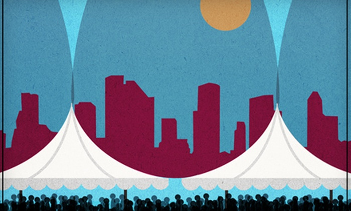 Houston Wine Fest - Downtown: One-Day or Weekend Ticket Packages to the Houston Wine Fest on September 24–25 at Sam Houston Park