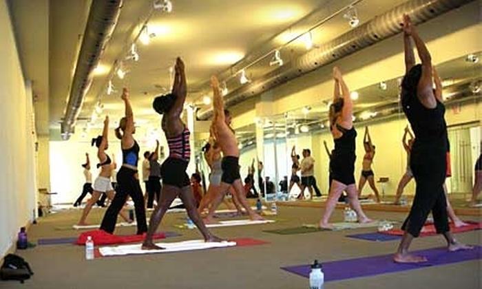 Bikram Yoga Toronto East - West Rouge: $49 for 20 Bikram Yoga Classes at Bikram Yoga Toronto East ($271.20 Value)