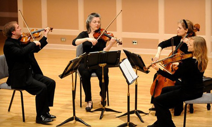 Artaria String Quartet - Hamline - Midway: $16 for Artaria String Quartet Concert for One at Hamline University in St. Paul Plus Take-Home CD (Up to $32 Value)