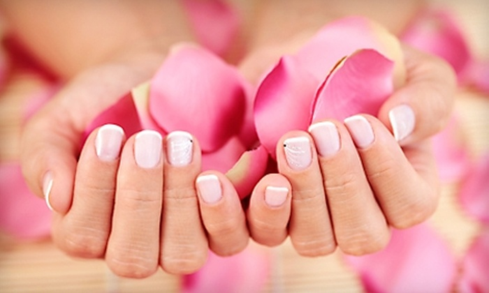 Alter Ego Hair and Nail Services - Cranston: $12 for a Shellac Manicure at Alter Ego Hair and Nail Services in Cranston ($25 Value)