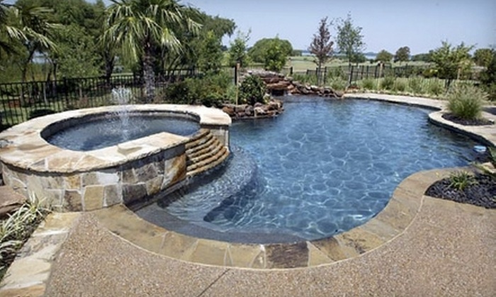 Fuel Pools - North Dallas: $60 for One Month of Pool Cleaning and Chemical Treatment from Fuel Pools