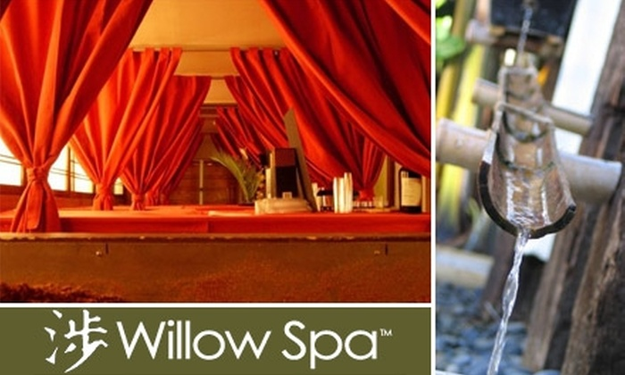 Willow Spa - Los Angeles: $55 for a Japanese Enzyme Bath at Willow Spa ($110 Value)