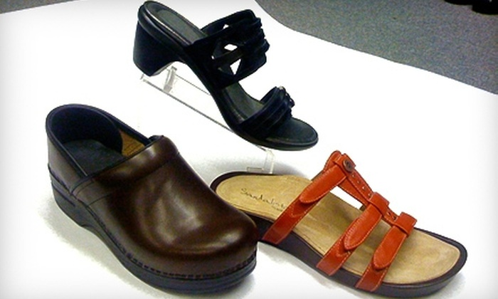 The Footpath - Auburn: $20 for $40 Worth of Comfort Shoes and Accessories at The Footpath in Auburn