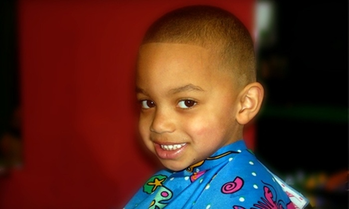Kids Kuts - Paine Field-Lake Stickney: $11 for a Kid's Haircut at Kids Kuts in Everett (Up to $22 Value)