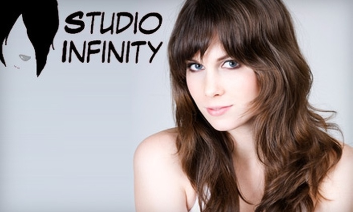 Studio Infinity - Airmont: $20 for $40 Worth of Salon Services at Studio Infinity