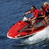 Adventure Water Sports - Fort Myers Beach: $75 for Guided Jet Ski Dolphin Tour for Three People at Adventure Water Sports (Up to $159 Value)