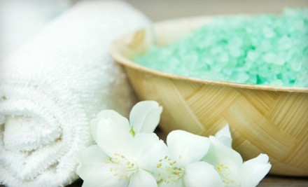 Choice of a Warming Seashell or Aromatherapy Massage w/Cranberry Foot Sugar Scrub for One (a $120 value) - Body Retreat Day Spa in Bedford