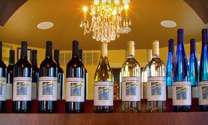 Chateau Aeronautique Winery - Rives: Private Wine Tastings at Chateau Aeronautique Winery in Jackson. Choose Between Two Options.