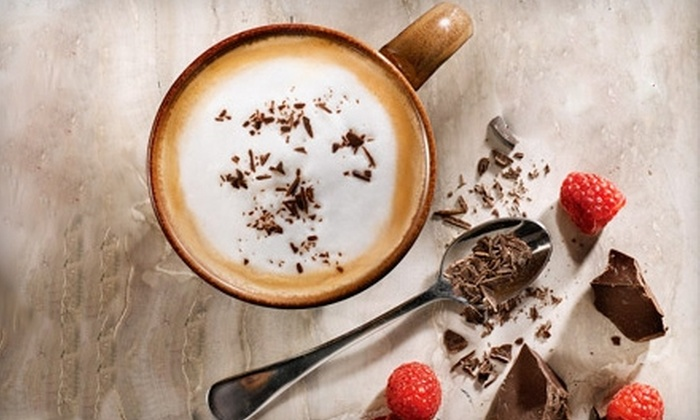 Second Cup Coffee - Central City: $5 for $10 Worth of Bites and Beverages at Second Cup Coffee