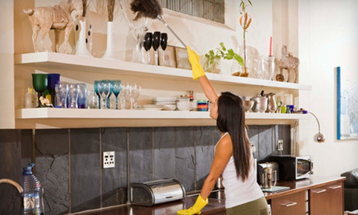 JC Cleaning - Multiple Locations: One, Two, or Three Housecleaning Sessions from JC Cleaning (Up to 56% Off)