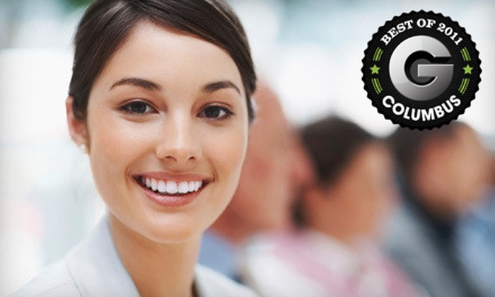 The Dental Group at Polaris - Wynstone: $129 for a Zoom! Teeth-Whitening Treatment at The Dental Group at Polaris in Lewis Center ($600 Value)