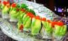 Osaka Sushi and Hibachi Steakhouse - Coon Rapids - Springbrook: $20 for $40 Worth of Hibachi Food at Osaka Sushi and Hibachi Steakhouse