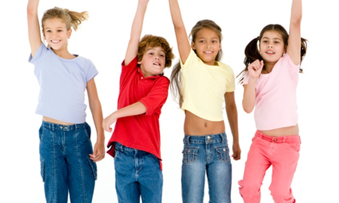 Planet Kidz - Fairfield: Five, 10, or 20 Classes at Planet Kidz in Fairfield