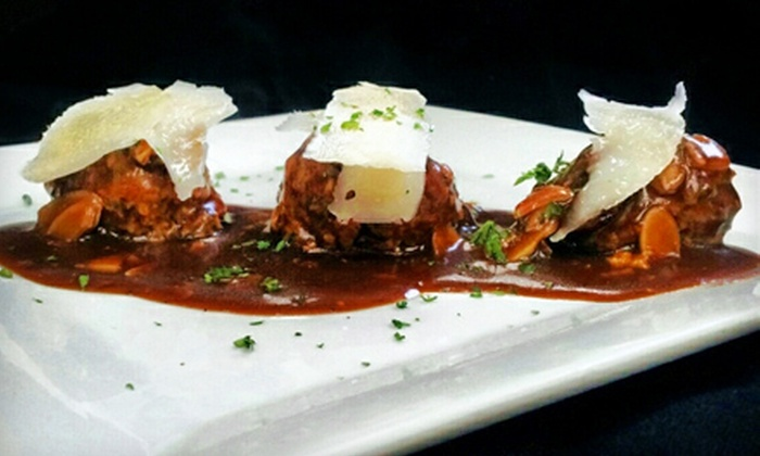 Sole Long Island - Oceanside: $25 for $50 Worth of Italian Fare for Two or $45 for $100 Worth of Italian Fare for Four at Solé in Oceanside