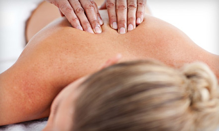 Healing Hands Victoria - Victoria: Table Massage, Structural Integration, or Four-Hour Corporate Massage-Chair Booking from Healing Hands Chair Massage (Up to 57% Off)