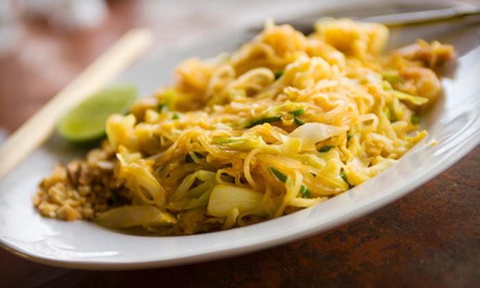 Lemongrass - Jacksonville: Thai Cuisine for Lunch or Dinner at Lemongrass (Up to 54% Off)