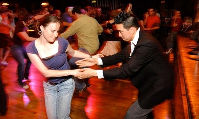 Century Ballroom - Broadway: $30 for a Five-Week Series of Social Dance Classes at Century Ballroom ($60 Value)