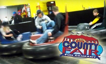 $20 Groupon to County Fair Fun Company - County Fair Fun Company in Brandon