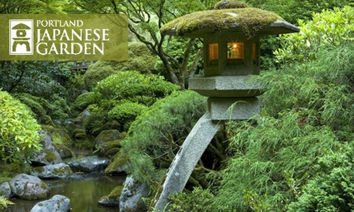 Portland Japanese Garden - Portland: $9 for Two Single-Day Admissions to the Portland Japanese Garden