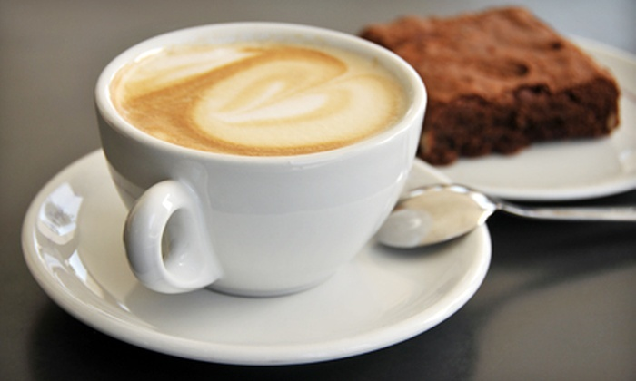 Moe Town Espresso - Kingsgate: Coffee and Baked Goods at Moe Town Espresso (Up to 56% Off). Two Options Available.