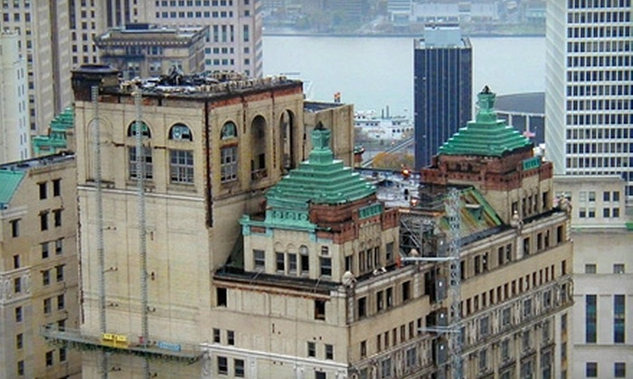 Preservation Wayne - University: $9 for Two Tickets to the Architectural Heritage Walking Tour from Preservation Wayne ($20 Value)
