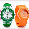 Up to 56% Off Silicone Watches from RumbaTime