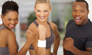 Gabby's G-Fit: Up to 52% Off boot camp classes at Gabby's G-Fit