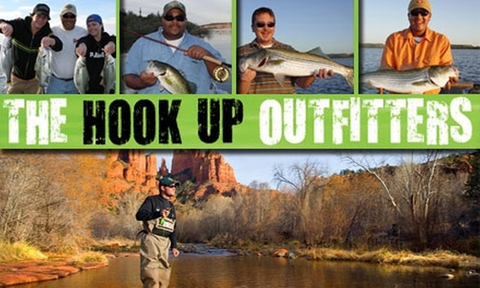 The Hook Up Outfitters - Phoenix: $65 for Four-Hour Fly-Fishing Clinic from The Hook Up Outfitters ($175 value)