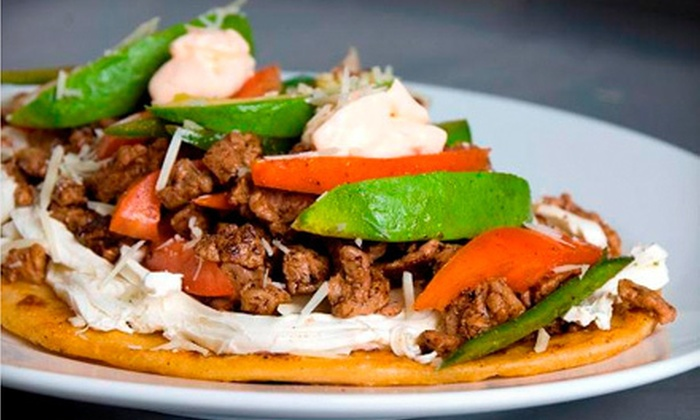 R&R Taqueria - White Marsh: Mexican Sampler Platter for Two or Four at R&R Taqueria (Up to 58% Off)