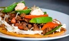 RR Taqueria - White Marsh: Mexican Sampler Platter for Two or Four at R&R Taqueria (Up to 58% Off)