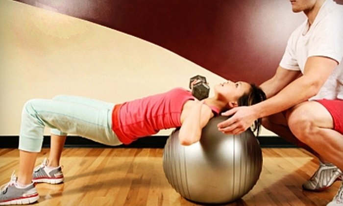 Applied Fitness - Williamsville: $30 for Five Semiprivate Personal-Training Sessions at Applied Fitness ($150 Value)