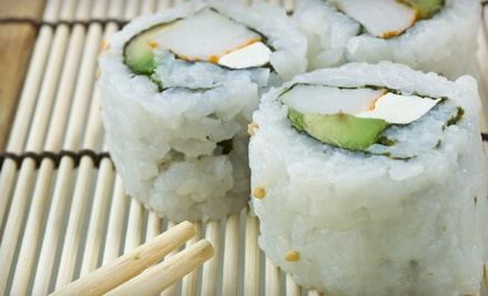$20 Groupon (Friday & Saturday) - Mikado Bistro in Brentwood