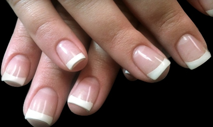 Nails By Farrah - Visalia: $30 for a Spa Pedicure ($65 Value) or $30 for Polymer Rockstar Toes ($60 Value) at Nails by Farrah in Visalia