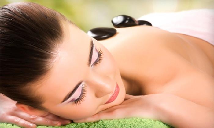 Sangita's Beauty Spa - Boynton Beach-Delray Beach: 60- or 90-Minute Indian Hot-Stone Massage at Sangita's Beauty Spa (Up to 52% Off)