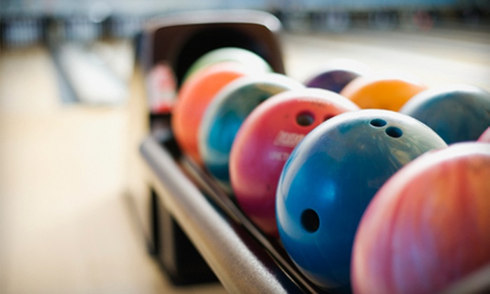 Lumberton Bowling Center - Lumberton: $10 for Bowling Outing for Two at Lumberton Bowling Center ($20 Value)