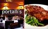 Portalli's - Ellicott City: $15 for $35 Worth of Fine Italian Cuisine and Drinks at Portalli's